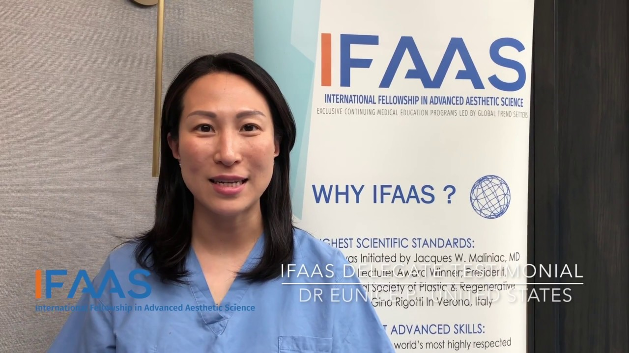 IFAAS Delegate Testimonial Dr Park - USA