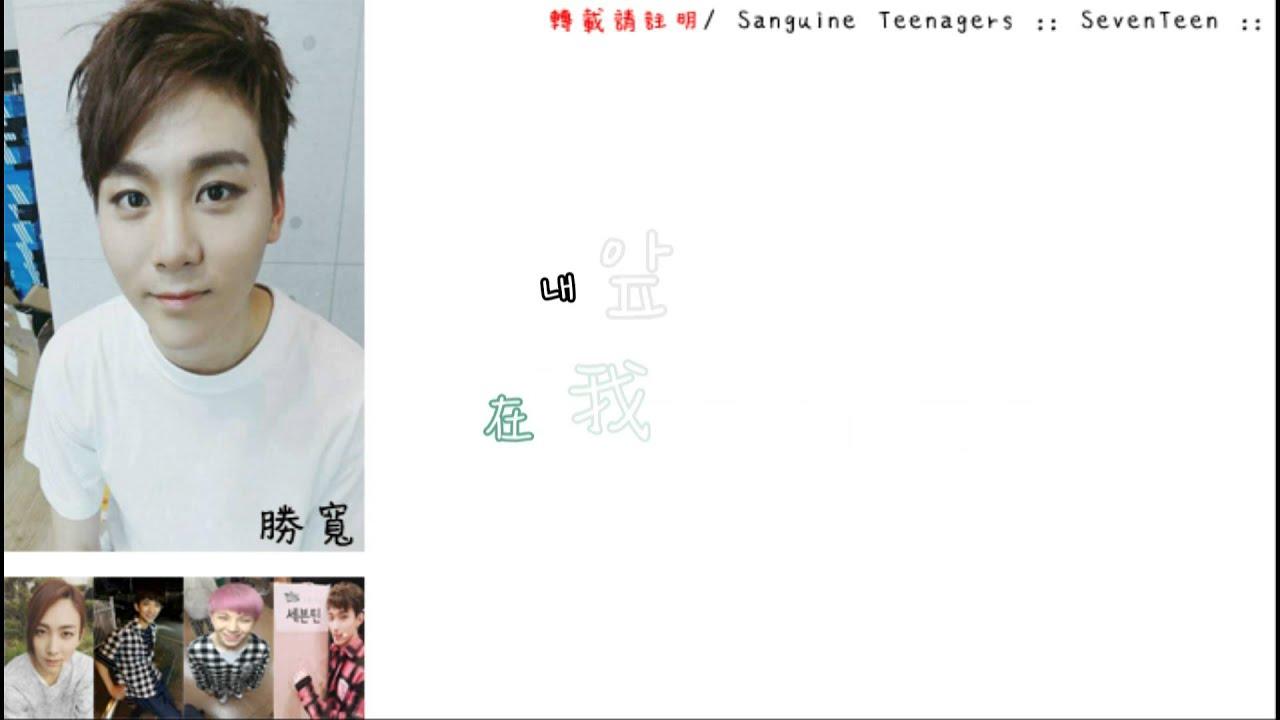 【中韓字幕】SEVENTEEN - 20 (Vocal Line)
