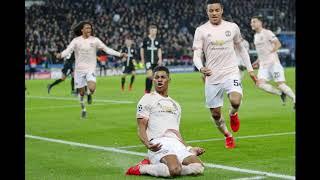 Paris 1-3 Manchester United / SON RMC / Paris inqualifiable !