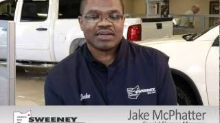 Credit Help at Sweeney Chevrolet Buick GMC