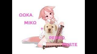 MMD Ooka Miko Y El Perro Triste Fusion
