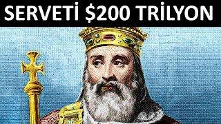 Dünya Tarihdeki En Zengin 12 İnsan !
