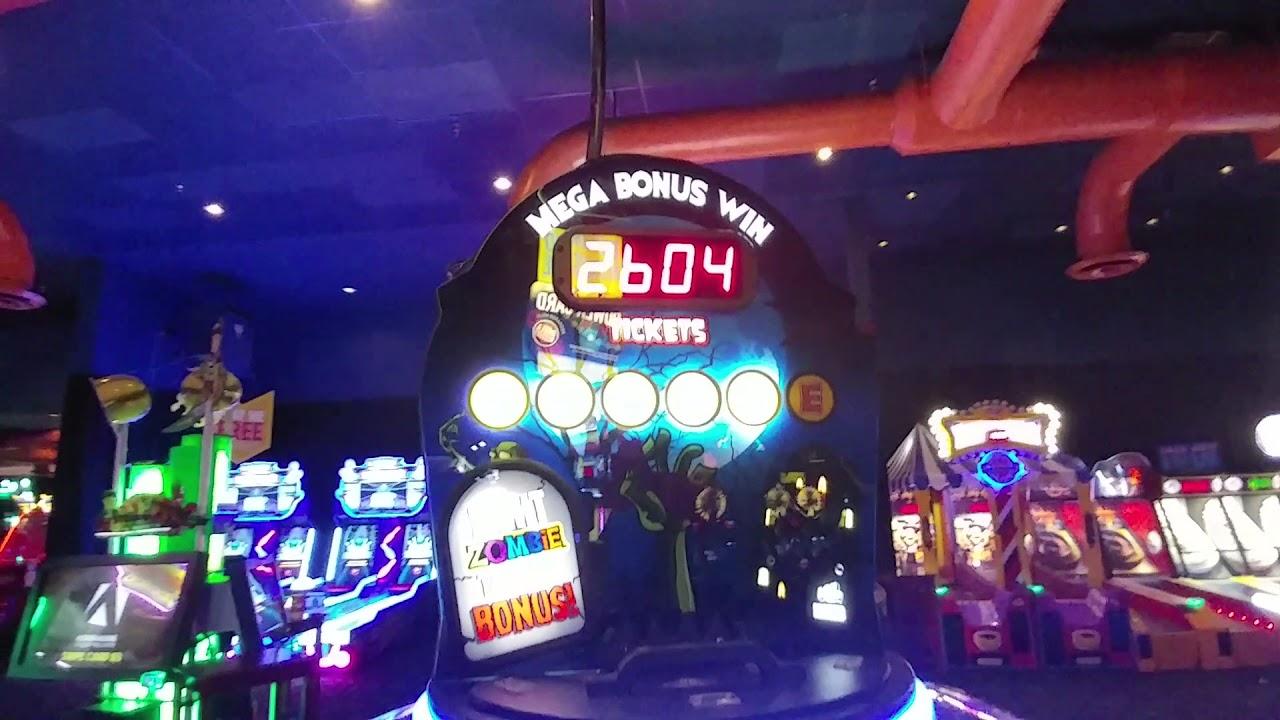 Zombie Snatcher Arcade Game Mega Jackpot Win 2 At Dave
