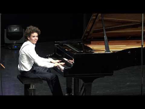 Blues (Piano) - Abschlusskonzert Bundeswettbewerb Jugend musiziert (Levent)