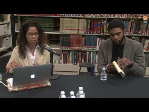 "Talk: Gaye Theresa Johnson presents ""The Futures of Black Radicalism"""