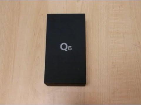 LG Q6  Unboxing - All Tech Canada