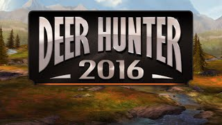 DEER HUNTER 2016 | IOS /ANDROID GAMEPLAY TRAILER