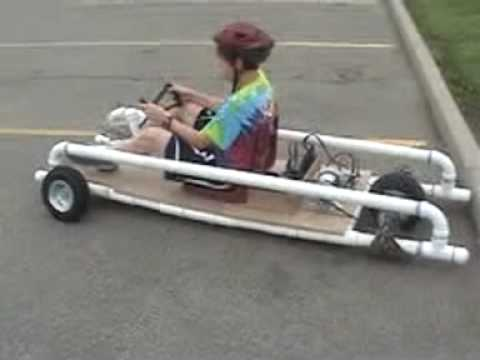 Pvc go kart frame frame design reviews for Morrissey motors norfolk ne