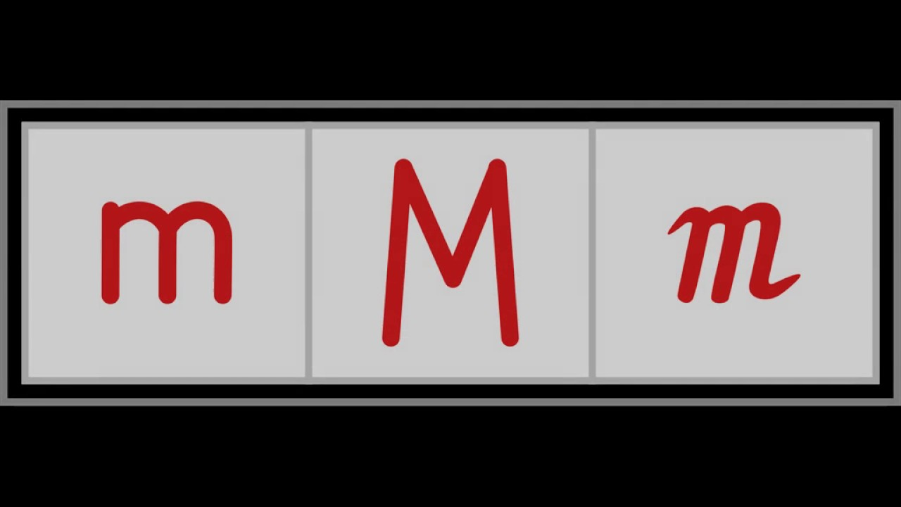 Montessori Phonetic Alphabet Sounds Youtube