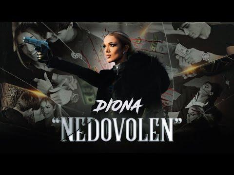 Смотреть клип Diona - Nedovolen