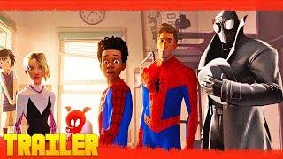 Spider-Man: Un Nuevo Universo (2018) Tráiler Oficial #3 Español Latino