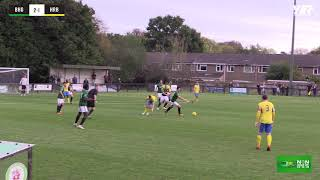 Highlights | Burgess Hill Town FC 3 - 1 Haringey Borough - 13-10-2018