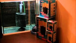 Filtr gąbkowy Corner-Jet Happet