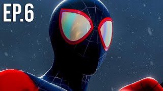 INTO THE SPIDER-VERSE odelo ! Spider-Man: Miles Morales EP.6 (PS5)