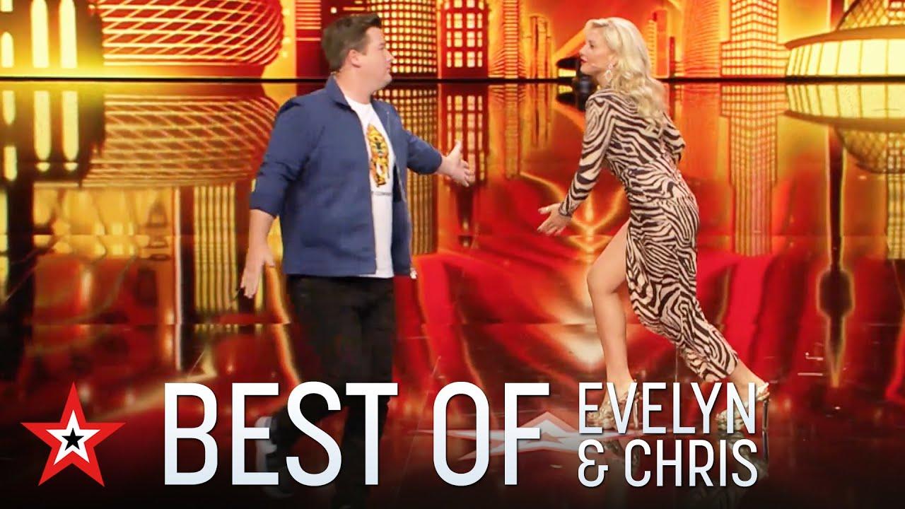 Best-of Evelyn & Chris | Das Supertalent 2020
