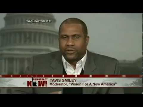 As Obama Prepares for 2nd Term, Tavis Smiley Urges Him to Take Up MLK