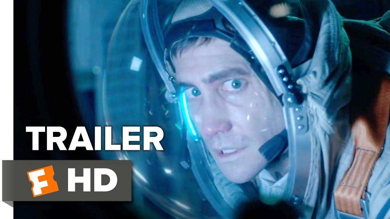 Life Official Trailer 1 (2017) - Ryan Reynolds Movie