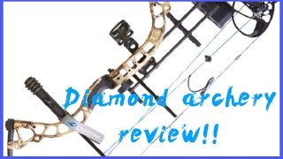 Diamond Archery infinity edge part two review
