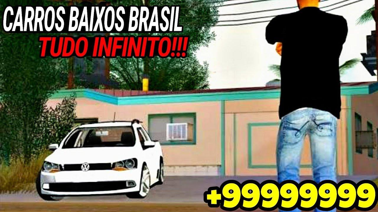 saiu!!! apk mod baixos brasil/tudo infinito!! + (download) - youtube
