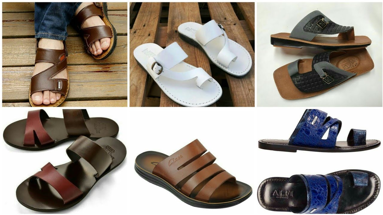 design for boy's chapal shoes