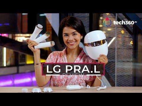 LG Pra.L Review: The Premium Total Skincare Experience At Home?