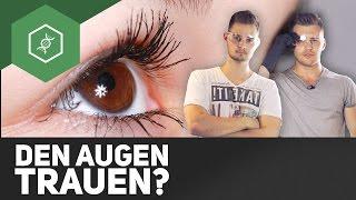 Könnt ihr euren Augen trauen?! - optische Täuschungen