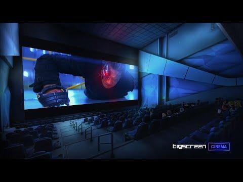 Bigscreen Cinema Launch  |  Oculus Quest, Rift Platform, + Oculus Go