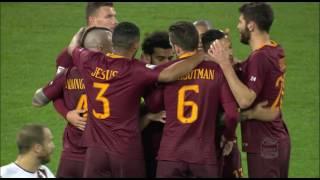 Il gol di Salah - Roma - Torino - 4-1 - Giornata 25 - Serie A TIM 2016/17