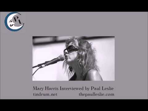 Mary Harris Interview on The Paul Leslie Hour
