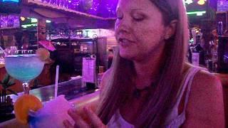 Sawgrass Tiki Bar In Tarpon Springs, Fl Offers 'the Sawgrass Famous Margarita!'