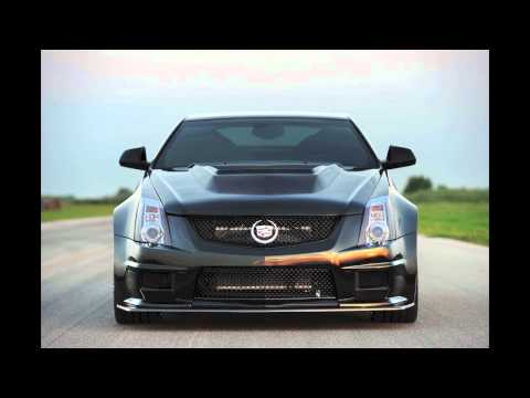 Hennessey Unleashes 1,226-HP Cadillac CTS-V Coupe: Video