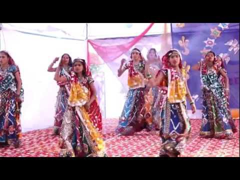 rangilo maro dholna Dance performance Gps Kalwari 2016