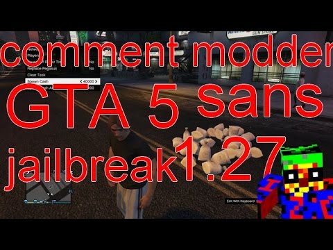 how to become a gta 5 modder ps3