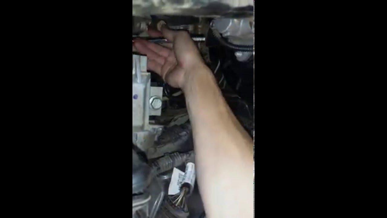 2016 Ford Transit >> Como trocar Cilindro da embreagem ou Atuador da embreagem ...