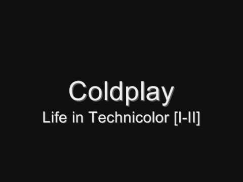 Coldplay  Life in Technicolor III lyrics