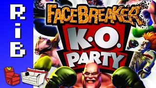 FaceBreaker K.O. Party! Run it Back!
