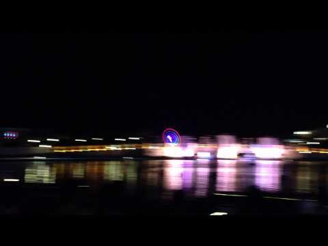 3DX Asia Pacific 2013 - Wicharid's night flight