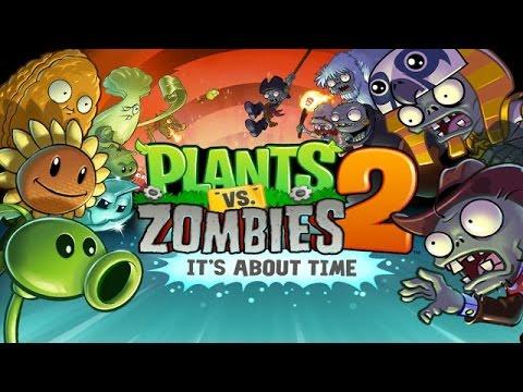 تحميل لعبة plants vs zombies 2 للاندرويد