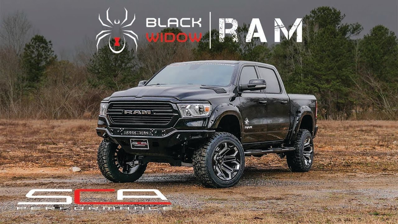 2020 Ram 1500 And Hd Get Sporty New Looks Colors And Night
