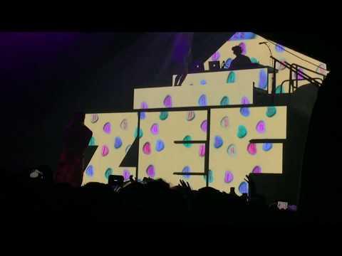 Die Antwoord Love Drug Tour 2017 - Electric Factory   Underground Powerhouse