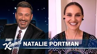 Natalie Portman on Chris Hemsworth's Muscles, New Thor Movie & Living in Australia