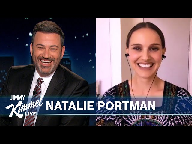 Natalie Portman on Chris Hemsworth's Muscles, New Thor Movie & Living in Australia
