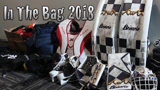 In The Bag 2018 | What Goalie Equipment I Wear