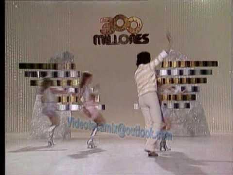 Georgie Dann - El Bimbo (Presentación 300 Millones 1975)