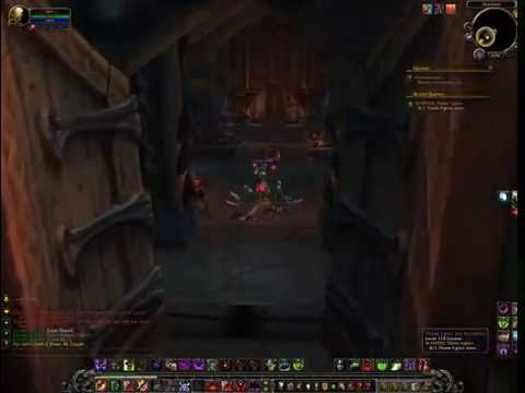 WoW World quest - WANTED:Thane Irglov