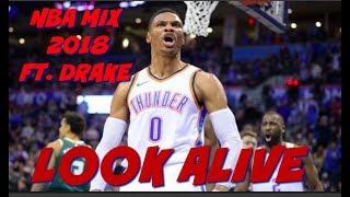NBA Mix 2018 ft. Drake -