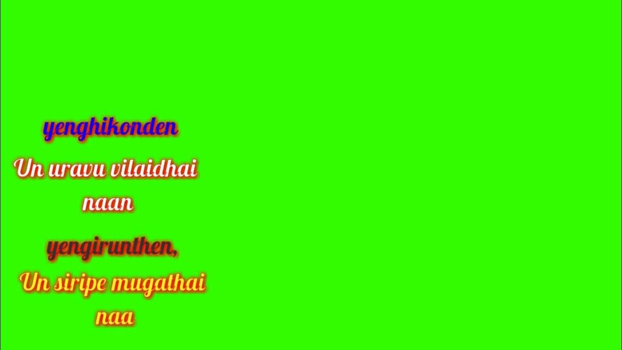 Tamil friendship feeling WhatsApp status video green ...