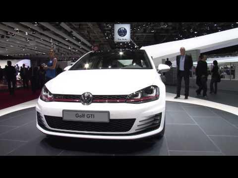 Volkswagen Golf GTI Concept - Paris Motor Show 2012 - XCAR