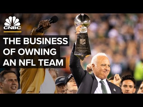 How NFL Teams Make Money