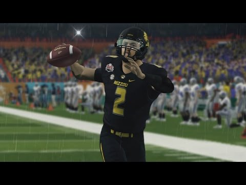 Madden NFL 15 - QB Player Franchise Ep. 1 - The 2017 NFL Draft